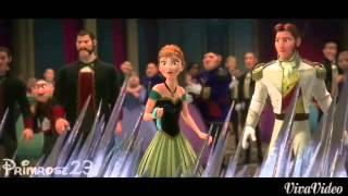 Frozen-Gloria trevi (todos me mira)