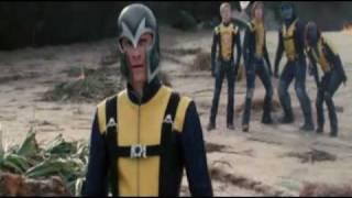 Magneto Theme