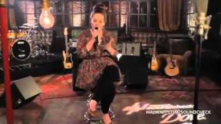 Adele - Don't You Remember (Live At Walmart Soundcheck)