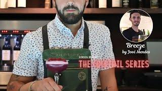 The cocktail series - Breeze by José Mendes