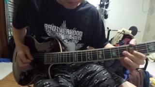 Upon a Burning Body - Already Broken (Guitar Cover)
