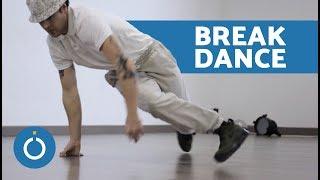 COREOGRAFÍA DE BREAK DANCE - Tutorial Paso a Paso