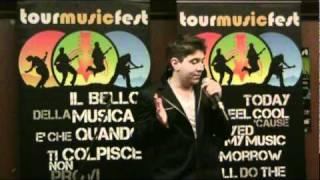 David Pippia - Kiss ( Live Tour Music Fest ) - Prince ( COVER )