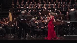 Plácido Domingo y Ermonela Jaho en Festival de Peralada/Thaïs