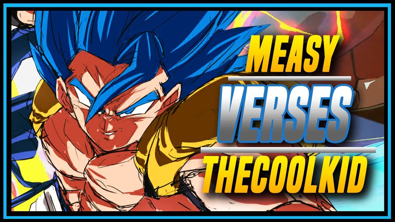 YogaFlame24 - DBFZ ➤ Americans Finest Measy Vs TheCoolKid93  [ Dragon Ball FighterZ ]