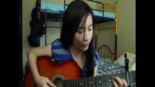 Ria Roble - Leader of the Band (cover)