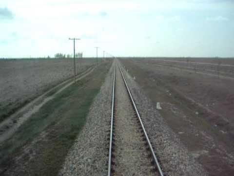 3)-İçanadolu Mavi Treni Loko' su DE 24118/Kaşınhanı-Çumra Arası(3 Mayıs 2007)