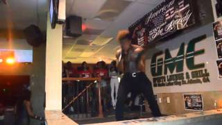 AMERICANWILL PERFORMS GRINDING FEAT.KWONY CASH AT GME R&B SHOWCASE