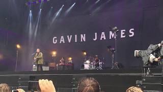 Gavin James - Nervous [LIVE AT PINKPOP 2017]