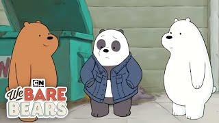 Lucky Jacket I We Bare Bears I Cartoon Network