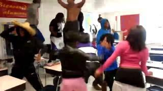 Haywood Track Team Harlem Shake