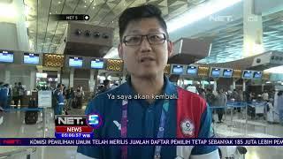 Tanggapan Altet Luar Negeri Terhadap Asian Games 2018-NET5