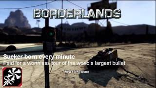 Borderlands: General Knoxx: Xzeno Tutorial! Secret Achievement: Sucker Born Every Minute