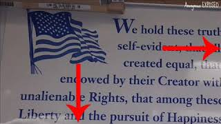 """4th Grade Teacher Forces Sick New """"Declaration of Independence"""" On Her Students"""
