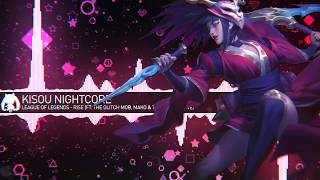 Nightcore - RISE [League Of Legends Worlds 2k18]