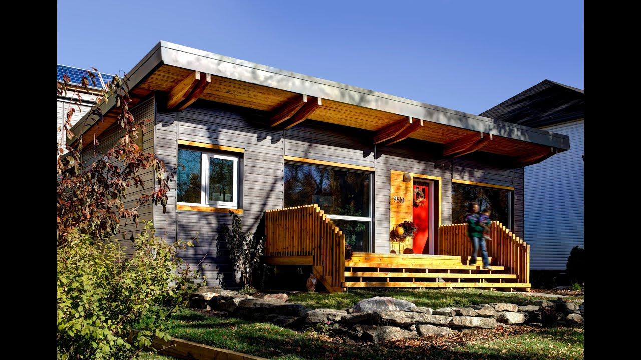 The Secret of Building Energy Efficient Net-zero Homes