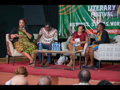 Macondo Literary Festival Nairobi: session