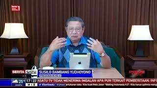 SBY Ungkap Kesaksiannya Atas Metode Cuci Otak