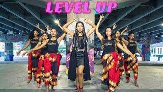LEVEL UP - CIARA | MISSY ELLIOT | Anoshinie Choreography