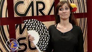 Ana Morgade imita a Toñi Salazar de 'Azúcar moreno'' - TCMS4