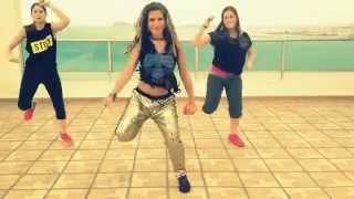 "Zumba with Shlomit Salo-"" Dibby Dibby Sound "" by Dj Fresh"