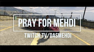 Pray for Mehdi (Official Music Video)