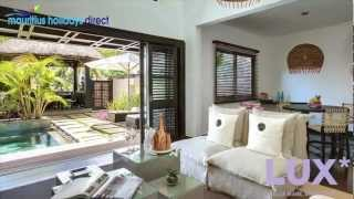 LUX* Belle Mare Mauritius - Mauritius Holidays Direct - 0800 288 8102