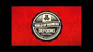 Headhunterz feat. Wildstylez feat. Noisecontrollers - World Of Madness (Defqon.1 Anthem 2012)