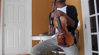 The Arena - Lindsey Stirling Piano/Violin Duet (Cover by Trayshon Joseph)