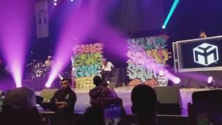 Lil Wayne performs his No Frauds verse live in Dallas Kloser 2 U Tour 2017