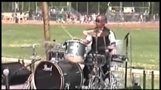 7 Year Old Cleveland Plays Billie Jean On Drums