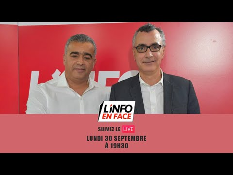 Video : L'Info en Face grand Format avec Ali Bouabid