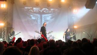 Fear Factory - Thanks / Prelude Replica (Live@Green Theater, Kiev, Ukraine 02.09.2013)