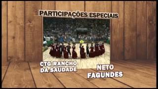 FANDANGAÇO GRAVAÇÃO DVD 1