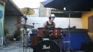 Canto .::. Blessthefall .::. Promised Ones (HD) .::. Drum cover