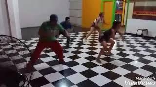 "Laura Marti Profesorado 2018 Brasilero & Axe ""Lambada"""