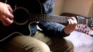 Shakugan no Shana OP 2 - being guitar cover (solo)
