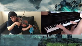 X-BT3 / So Nah, So Fern - Xenoblade Chronicles X - Viola & Piano Cover (ft. Purpleschala)