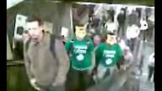 Lišky v metru