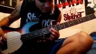 Slipknot-XIX-(Bass Cover).