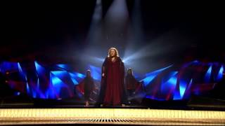 Valentina Monetta Crisalide Jury Final May 15th Eurovision Song Contest 2013 San Marino