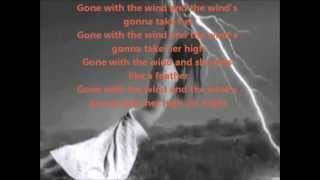 Noora Noor...Gone with the wind....Lyrics/Paroles