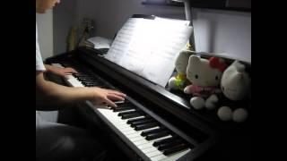 AnoHana - Secret Base ~Kimi ga Kureta Mono~ Piano Cover (Reupload)