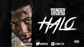 "NBA Youngboy - ""Halo"" Type Beat [Prod. @DjSWift813] NEW INSTRUMENTAL"