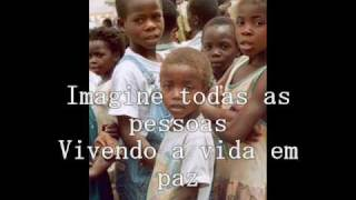 """"""" Imagine """" (Tradução)-John Lennon"""