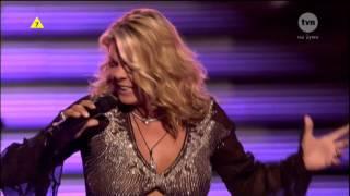 Sandra Cretu - In The Heat Of The Night (Live @ Sopot Festiwal 2008)