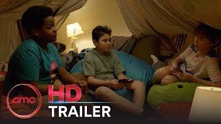 GOOD BOYS - Red Band Trailer 2 (Jacob Tremblay, Molly Gordon)   AMC Theatres (2019)