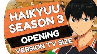 "Haikyuu!! Season 3 Opening ""Hikari Are"" (Cover en Español) ハイキュー!!"
