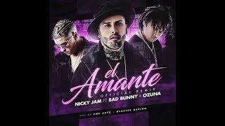 NICKY JAM - EL AMANTE REMIX