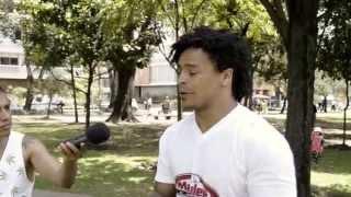 Capoeira Maculelê Colombia